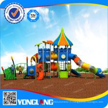 Équipement d'aire de jeux en plein air Castle Series Soft à la vente