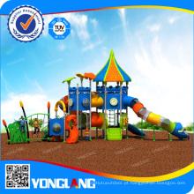Equipamento de playground interior macio do Castle Series à venda