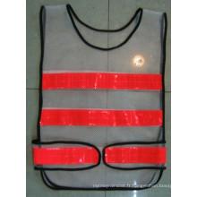 Veste de sécurité en mesh à haute visibilité / Veste de circulation pour la chaussée
