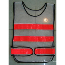 High Visibility Mesh Safety Vest / Traffic Vest for Roadway