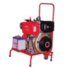 Pompe de lutte contre l'incendie à moteur diesel portable série JCM