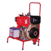 CWY series portable diesel engine fire firefighting pump