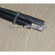 алюминиевый проводник холодный lxs сшитого полиэтилена антенный кабель витая