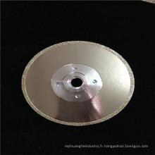 Fabricant Fournisseur moins cher diamant marbre coupe lame de scie