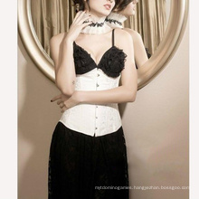 New Commodity Latest Fashion Open Top Lingerie Elegant Women Corset Blouse