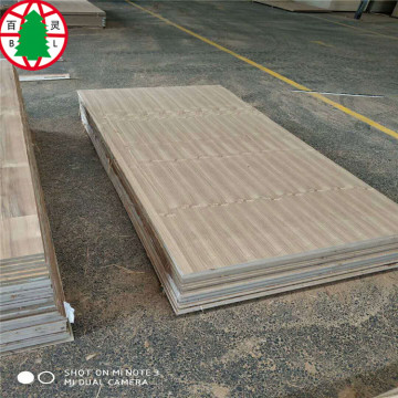 Teak veneer faced plywood for furniture grade