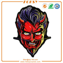 Vampire Devil wholesale embroidered patches
