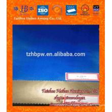 Revestimento de PVC Fibra de vidro Tecido retardante de chama para telas e capas de lona