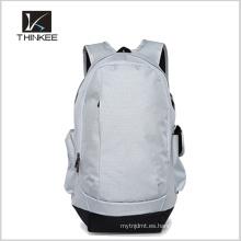 Mochila elegante del ordenador portátil de la mochila de la escuela de la mochila de la vendimia de 2015 nuevos mochilas