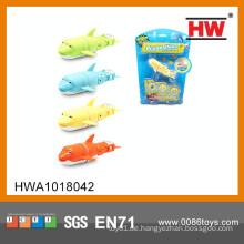 Heißer Verkauf batteriebetriebenes Schwimmenfischspielzeug