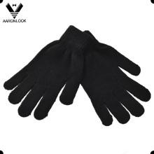 Рекламная акриловая трикотажная матовая перчатка
