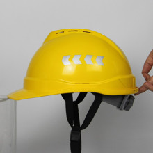 Industrial ABS Safety Working Helmet with Ce Approved