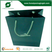 2015 New Fancy Custome Logo Printed Shopping Bag, Gift Bag, Paper Bag with Handle