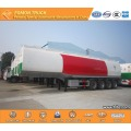 Oil transport semi-trailer 30m3