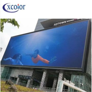 Digital Number Board Outdoor P8 Led Screen Display