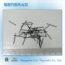 Micro Size Permanent AlNiCo NdFeB SmCo Magnet for Micro Motor, Loudspeaker D0.5X13