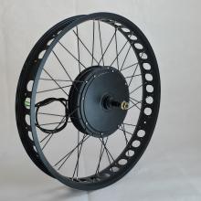48v 1000w Fat Tire Hub Motor Snow Bike