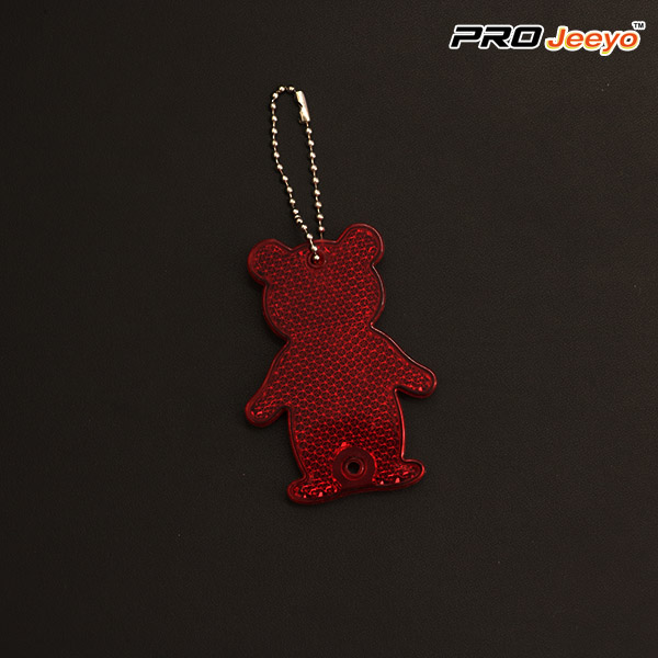 red bear reflective