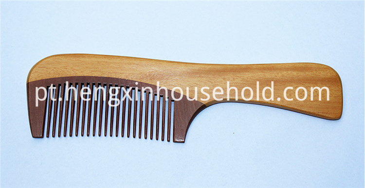 Handmade Natural Wooden Combs