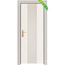 2016 Latest Design Solid Wooden Door Melamine Room Door