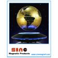 Globe terrestre lévitique magnétique