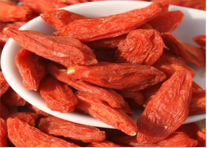 Manufacturer Export Ningxia Certified Dried goji berry