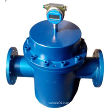 UF - E Double-Rotator Flow Meter