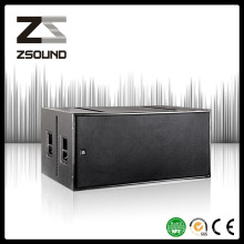 Zsound S218h 2 Способ Линейный Массив Усиления Сабвуфера