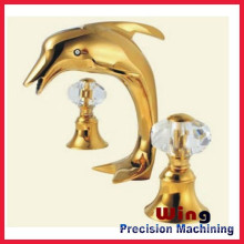 customized die casting plating bathroom accessories set