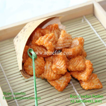 Comida de lanches quentes - biscoito de gergelim