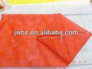 pp plastic mesh bag&plastic net packing sack wholesale pass ISO