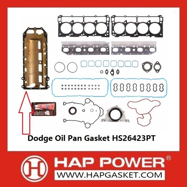 Dodge Oil Pan Dichtung HS26423PT