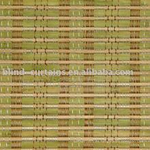 Ventana de bambú ciega
