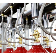 New China Supply CO2 Automatic Fire Suppression System