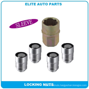 Lock Wheel Nuts for Car