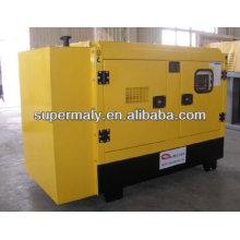 Бесшумные дизель-генераторы мощностью 18 кВт-800 кВт