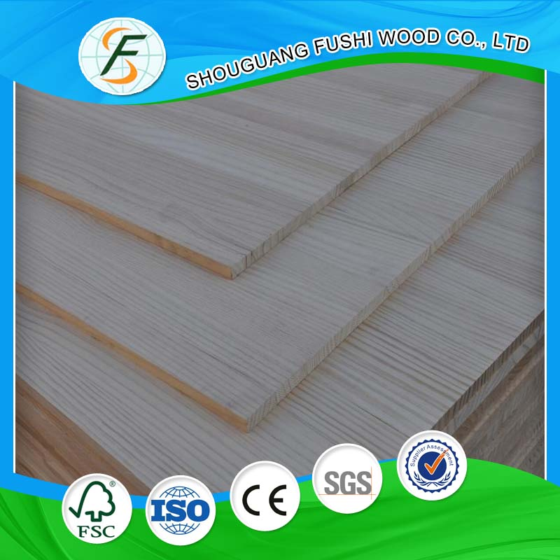 10mm Radiata Pine Finger Joint Laminated Board