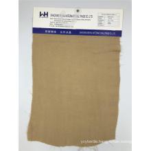Woven Two Thicknesses Fabric Viscose/Hemp Plain Fabrics