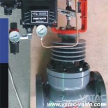 Válvula de control de globo neumático de diafragma
