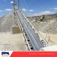 La résistance élevée d'abrasion a utilisé la bande de conveyeur en nylon pour l'Afrique du sud