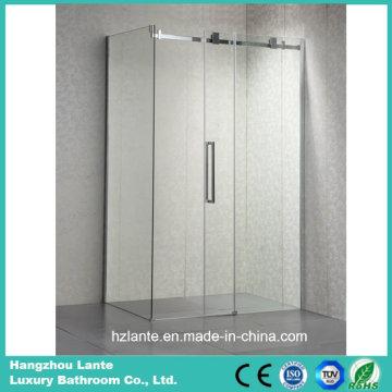 Rechteckiges Schiebe-Glas Duschraum für Hotel und Haus (LT-8721A)