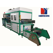 Fully Auto plastic fast food plate thermoforming machine