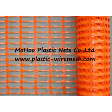 plastic warning net&mesh security fence safety fence(factory)