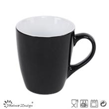 Tasse de lait en céramique de glaçage de 12oz