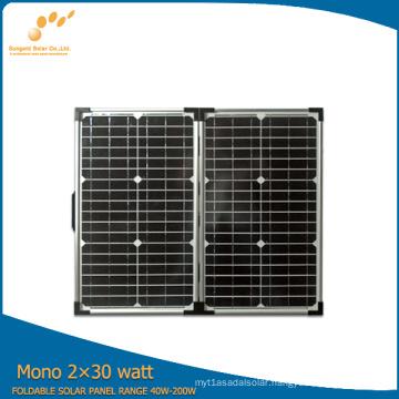 60watt Portable Solar Panel with High Efficiency (SGM-F-60W)