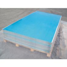 PVC Coated 1050 1060 Aluminum Sheet