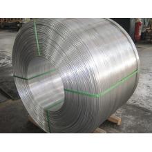 Tige à fil d'aluminium à usage électrique