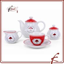 Keramik Geschirr in China zu Hause gemacht