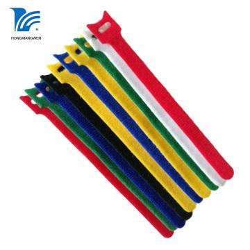 Laço de cabo colorido por atacado para fio de poder