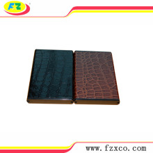 Leather 2.5 Inch External Hard Drive Enclosure